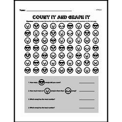 Fourth Grade Data Worksheets Worksheet #2