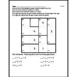 Division Math Logic Puzzle
