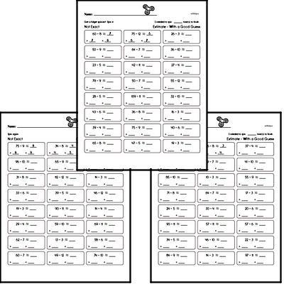 Estimate Division - Fun!