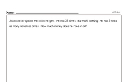 Fourth Grade Division Worksheets - Division without Remainders Worksheet #2