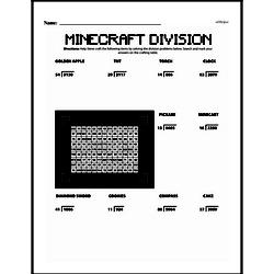 Division Worksheets - Free Printable Math PDFs Worksheet #41