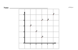 Fourth Grade Geometry Worksheets - Lines and Angles Worksheet #3