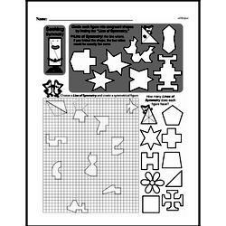 Geometry Worksheets - Free Printable Math PDFs Worksheet #312