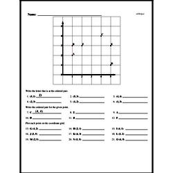 Geometry Worksheets - Free Printable Math PDFs Worksheet #294