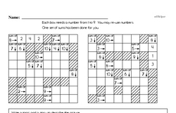 Geometry Worksheets - Free Printable Math PDFs Worksheet #272