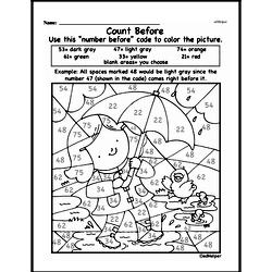 Fourth Grade Math Challenges Worksheets - Puzzles and Brain Teasers Worksheet #34