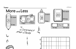 Fourth Grade Math Challenges Worksheets - Puzzles and Brain Teasers Worksheet #121