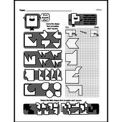 Fourth Grade Math Challenges Worksheets - Puzzles and Brain Teasers Worksheet #53