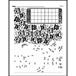 Fourth Grade Math Challenges Worksheets - Puzzles and Brain Teasers Worksheet #23