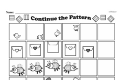 Fourth Grade Math Challenges Worksheets - Puzzles and Brain Teasers Worksheet #26