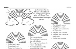Fourth Grade Math Challenges Worksheets - Puzzles and Brain Teasers Worksheet #58