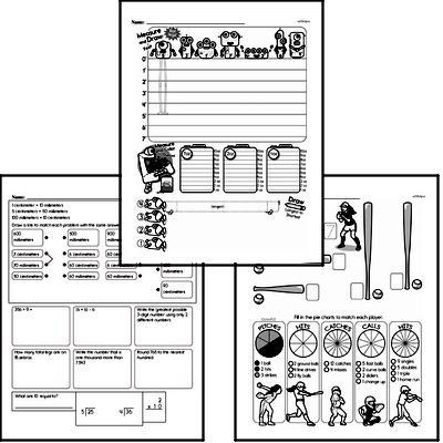 Measurement - Length Workbook (all teacher worksheets - large PDF)