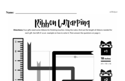 Measurement Worksheets - Free Printable Math PDFs Worksheet #51