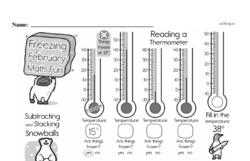 Fourth Grade Measurement Worksheets Worksheet #34