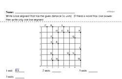 Free Measurement PDF Math Worksheets Worksheet #135