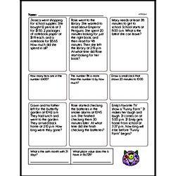 Measurement Worksheets - Free Printable Math PDFs Worksheet #161