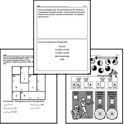Multiplication Mixed Math PDF Book