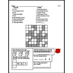 Multiplication Worksheets - Free Printable Math PDFs Worksheet #13