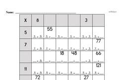 Fourth Grade Number Sense Worksheets Worksheet #12