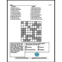 Fourth Grade Number Sense Worksheets Worksheet #68