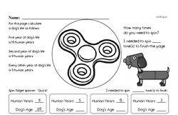 Challenging Patterns Problem using Dog Years