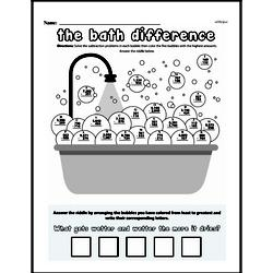 Fourth Grade Subtraction Worksheets - Multi-Digit Subtraction Worksheet #6
