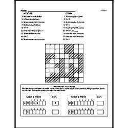 Fourth Grade Subtraction Worksheets Worksheet #12