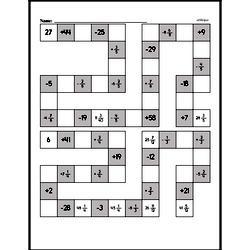 Free Fifth Grade Addition PDF Worksheets Worksheet #2