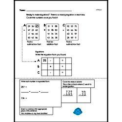 Free Fifth Grade Addition PDF Worksheets Worksheet #7