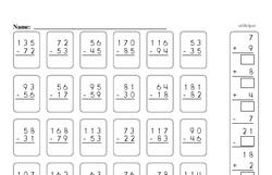 Addition Worksheets - Free Printable Math PDFs Worksheet #272