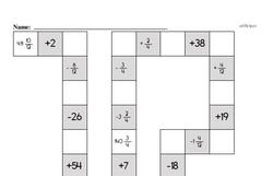 Addition Worksheets - Free Printable Math PDFs Worksheet #538