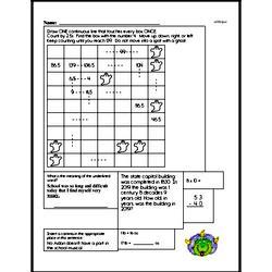 Addition Worksheets - Free Printable Math PDFs Worksheet #169