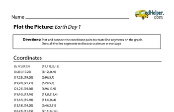 Plot the Picture: Earth Day