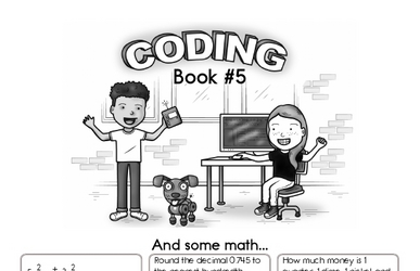 Coding for Kids Workbook #5