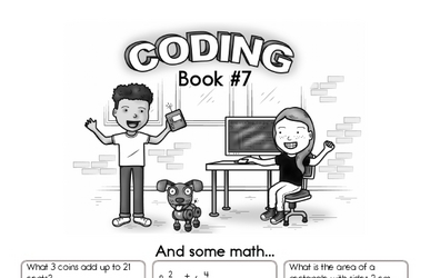 Coding for Kids Workbook #7