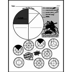 Fifth Grade Data Worksheets - Collecting and Organizing Data Worksheet #9