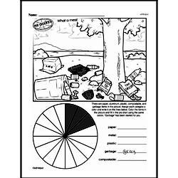 Free Fifth Grade Data PDF Worksheets Worksheet #7