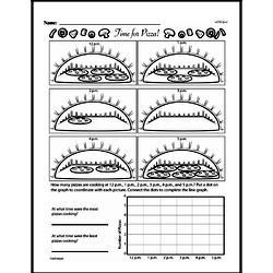 Free Fifth Grade Data PDF Worksheets Worksheet #6