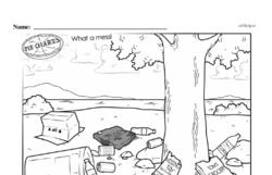 Free Fifth Grade Data PDF Worksheets Worksheet #5