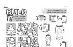 Free Fifth Grade Geometry PDF Worksheets Worksheet #39