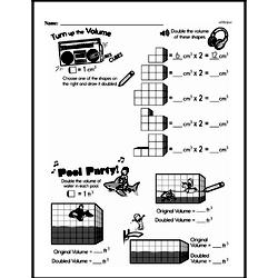 Geometry Worksheets - Free Printable Math PDFs Worksheet #291