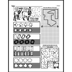 Geometry Worksheets - Free Printable Math PDFs Worksheet #128