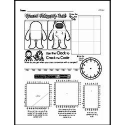 Free Fifth Grade Geometry PDF Worksheets Worksheet #36