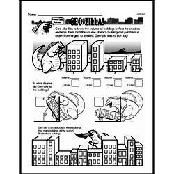 Free Fifth Grade Measurement PDF Worksheets Worksheet #9