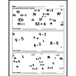 Multiplication Worksheets - Free Printable Math PDFs Worksheet #90
