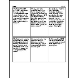 Multiplication Worksheets - Free Printable Math PDFs Worksheet #12