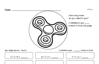 Number Sense - Order of Operations and Use of Parentheses Mixed Math PDF Workbook for Fifth Graders