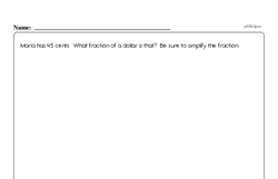Free Fifth Grade Number Sense PDF Worksheets Worksheet #18