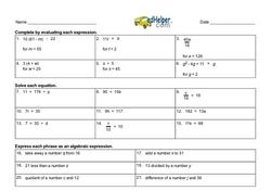 Beginning Prealgebra