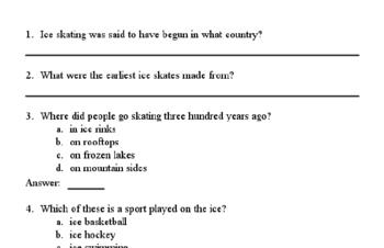 Skating on the Edge: A Brief History of Ice Skating